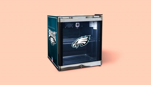 My Magical Quest to Destroy Tom Brady and Win a Philadelphia Eagles Mini Fridge at Super Bowl LII