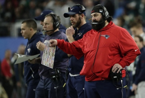 Josh McDaniels spurns Colts as Matt Patricia is set to start as Lions coach