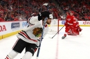 Blackhawks' Vinnie Hinostroza sheds 'tweener' label with consistent production