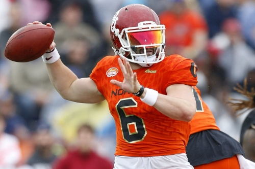 Todd McShay has Broncos taking Baker Mayfield in mock draft