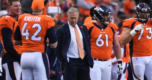 Denver Broncos 2018 Mock Offseason: Free Agency, Trades & Draft