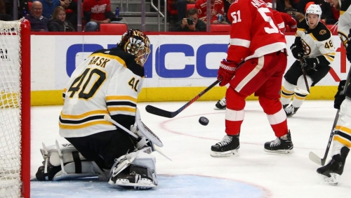 The Buzzer: Rask wins again and a brutal night for the Blackhawks