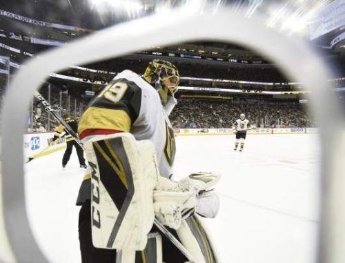 Former Penguins goalie Marc-Andre Fleury on return: 'A night I won't forget'