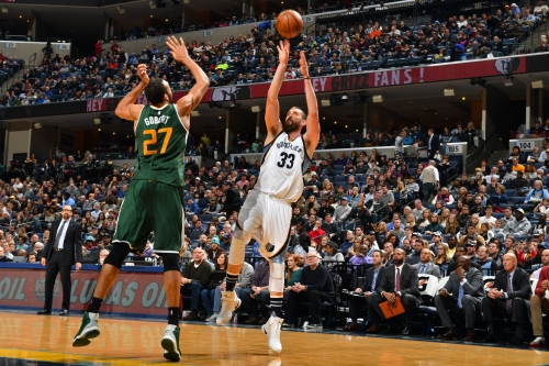 Memphis Grizzlies: 3 Key matchups against the Jazz