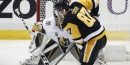 Penguins ruin Marc-Andre Fleury's homecoming with 5-4 win against Vegas