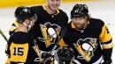 Oleksiak leads Penguins to 3-1 win over Stars   The News Tribune