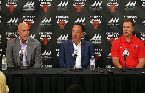 Forbes values the Bulls at $2.6 billion