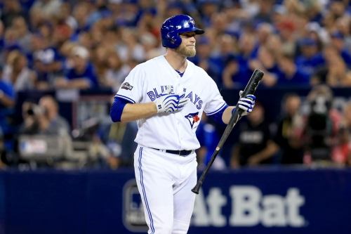 Blue Jays: Michael Saunders still searching for work