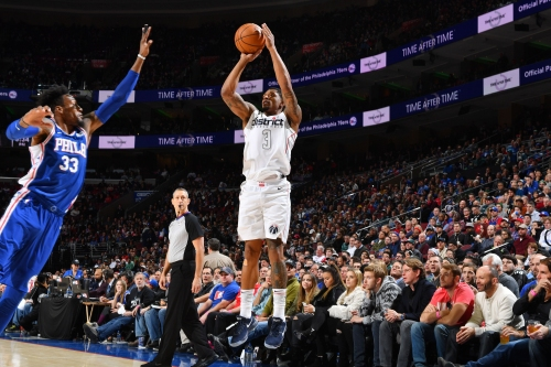 Washington Wizards Three Takeaways: Sixers snap Wizards five-game win streak, 115-102