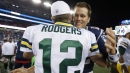 Aaron Rodgers Delivered A Major Compliment To Tom Brady Ahead Of The Super Bowl