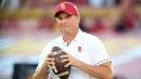 USC Trojans extend coach Clay Helton through 2023