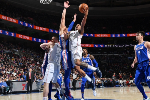 Wizards' streak ends in Philadelphia, 115-102 | Washington Wizards