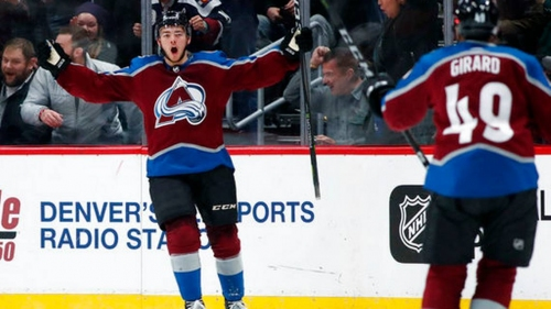 Bernier's 38 saves lead Avalanche past Sharks 3-1 | The News Tribune