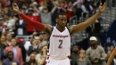 John Wall of Washington Wizards finds it 'shocking' some think team is better without him