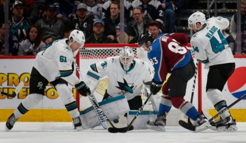 Three things to know: Avs' Nieto won't be giving the Sharks any sympathy