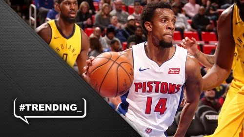 Add Ish Smith to a long list of Pistons who've played their best during 4-0 run | Detroit Pistons
