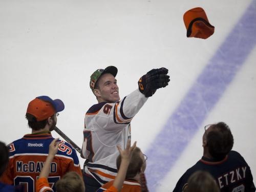 Edmonton Oilers labelled as