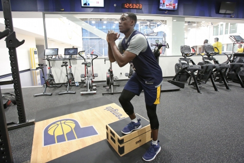 Are the Indiana Pacers too optimistic about Darren Collison's knee?
