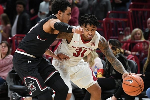 Razorbacks impressive in win over South Carolina
