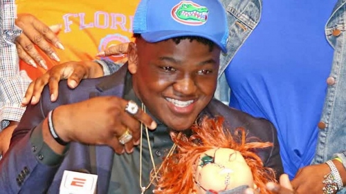 Signing Day — Recruiting: The Florida Gators' history with Chucky   Miami Herald