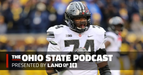 Ohio State football podcast: Buckeyes trying to close deal on Nicholas Petit-Frere