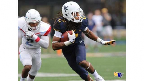 Three Mountaineers invited to NFL Combine