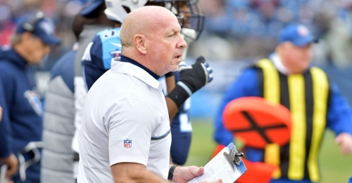 Titans will keep long time strength coach Steve Watterson; add two more position coaches