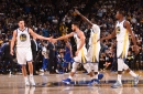 Mychal Thompson: Son Klay would love to retire a Warrior
