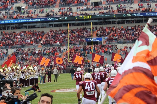 Virginia Tech Hokies Sign Cam Goode Defensive Tackle from St. Johns in DC