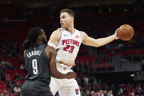 Crabbe drops 34 but Nets suffer fourth straight loss, 115-106