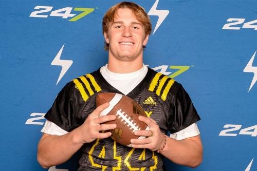 Virginia Tech Football Recruiting: Dax Hollifield is a huge get for the Hokies