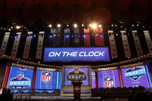 2018 NFL Mock Draft: See who takes who in this full three round mock draft