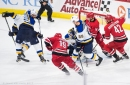 Hurricanes Send Marcus Kruger and Josh Jooris to Checkers