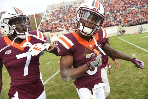 Virginia Tech Football: Seven Hokies invited to NFL Scouting Combine