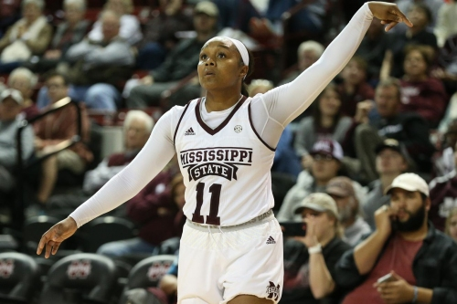 How Roshunda Johnson defines Mississippi State's basketball mindset