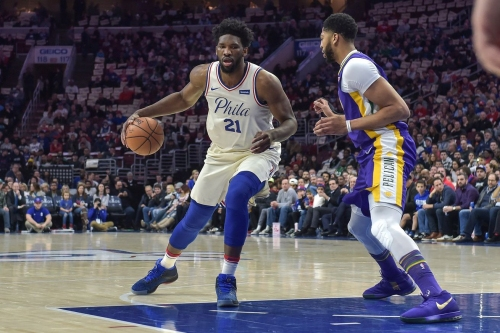 Sixers Lead Wire-To-Wire, Defeat Pelicans 100-82