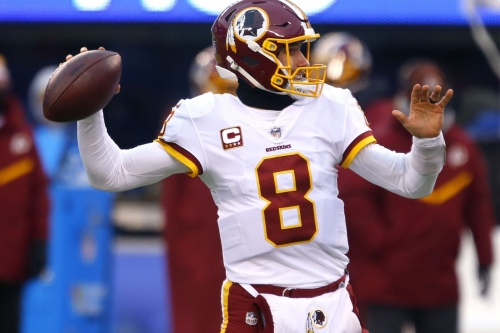 Why I want the Bills to sign Kirk Cousins