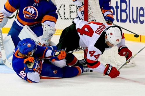 Behind Enemy Lines: Kings, Devils and Islanders