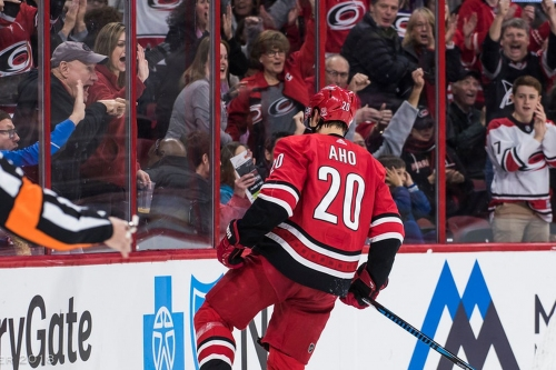 By the Numbers: Sebastian Aho's Ascension