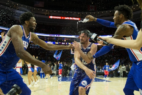 True Grit: 76ers Beat the Knicks 108-92