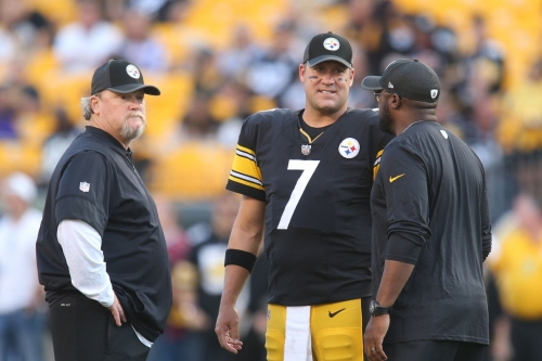 After several changes, an updated list of the Pittsburgh Steelers coaching staff