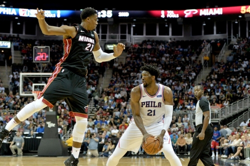 Sixers vs Heat Game Preview/Start Time: Embiid vs Whiteside Episode IV