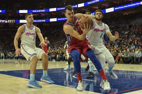 Sixers Extinguish 24 Point Deficit, Defeat the Heat Without Joel Embiid