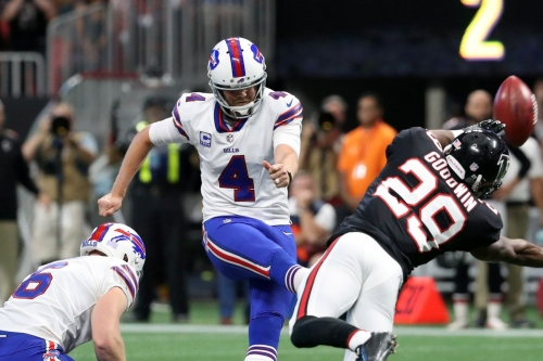 Plays that defined 2017: Buffalo Bills at Atlanta Falcons
