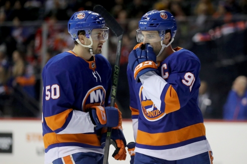 New York Islanders: Playoffs or Not, Snow Will Go, JT Will Stay