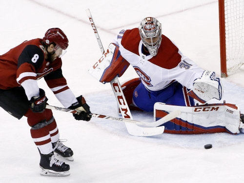About last night…Canadiens lose 5-2 in Arizona