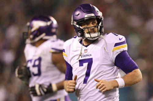 Sorting Through the Minnesota Vikings Options at Quarterback - Last Word on Pro Football