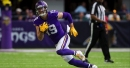 Minnesota Vikings wide receiver position status heading into 2018