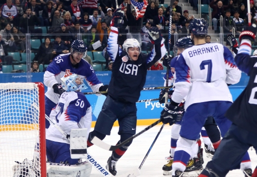 Boston Bruins: Prospect Ryan Donato tearing it up at the Olympics
