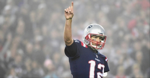 Tom Brady led all AFC East states in merchandise sales